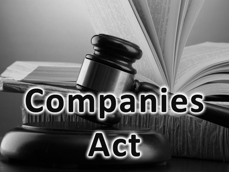 Updated Companies Act