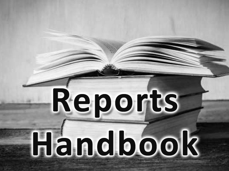 Handbook of Industrial Project Reports